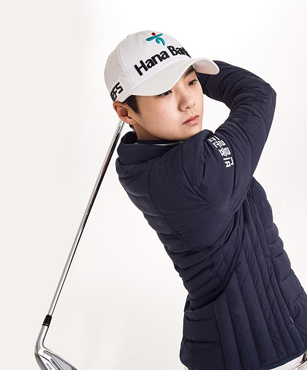 sung hyun park golf swing