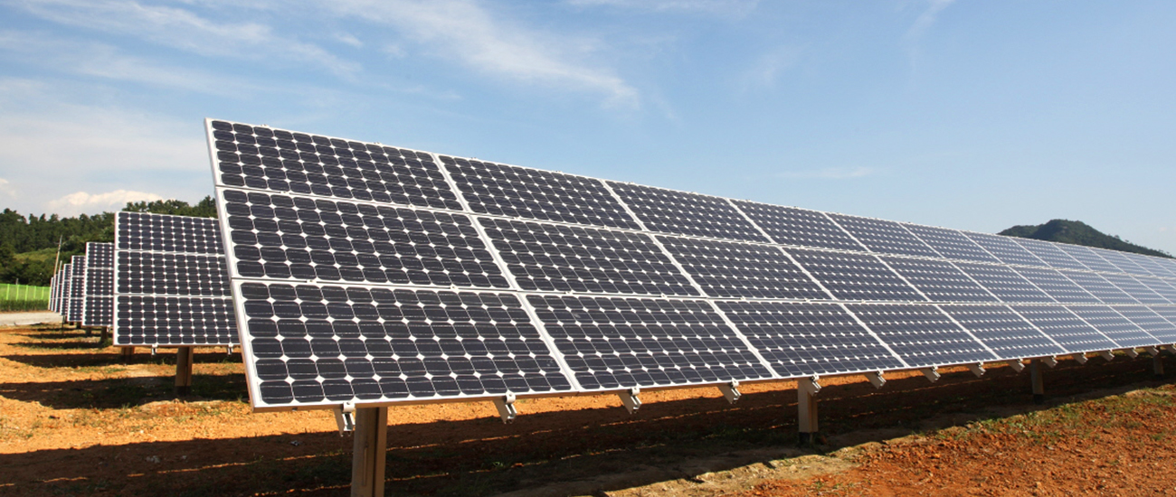 the 100 mw solar facility at grand renewable solar project on the grand river is already operational and in september last year the 100 mw facility in