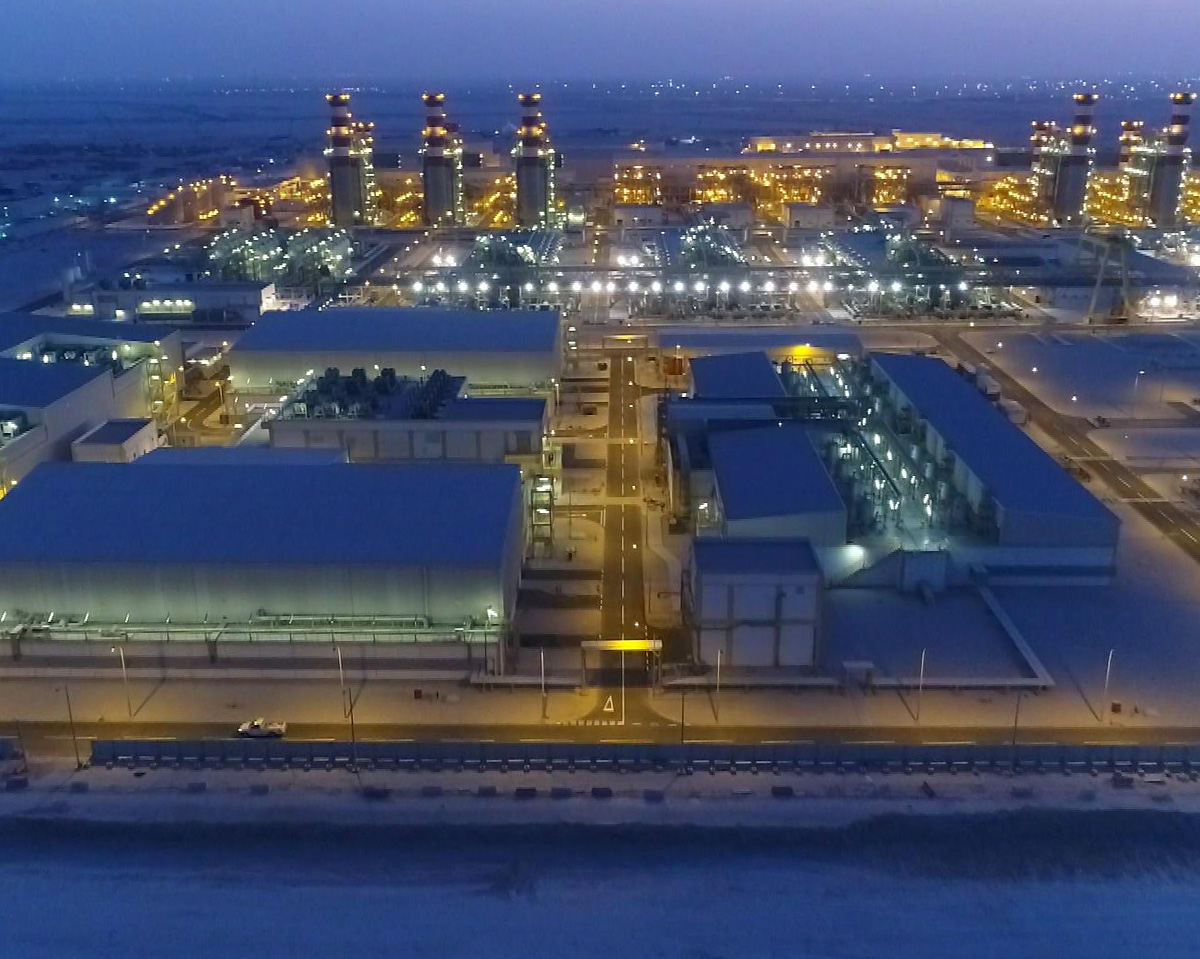 C&T Newsroom_Qatar's Umm Al Houl Power Plant