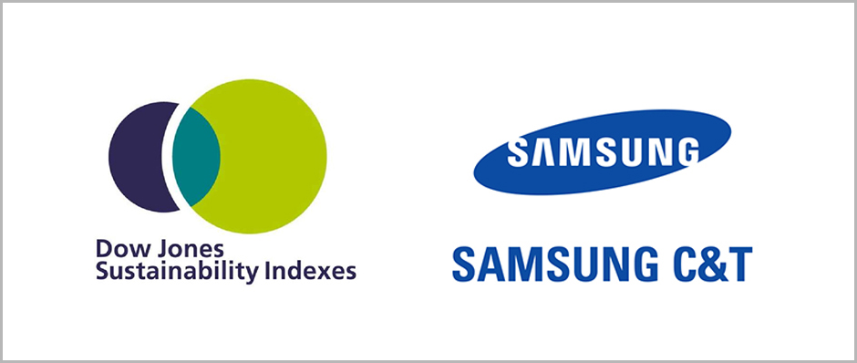 Samsung C&T Newsroom_DowJonesSustainabilityIndex