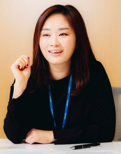 Lee Mi-jin, product design manager for Samsung C&T