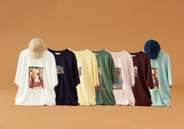 Beanpole '1989 Limited Edition' T-shirts